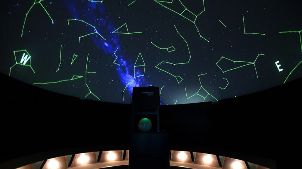 Best UK space days out: Techniquest planetarium Cardiff