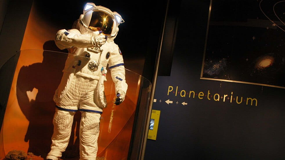 Best UK space days out: Thinktank Planetarium Birmingham