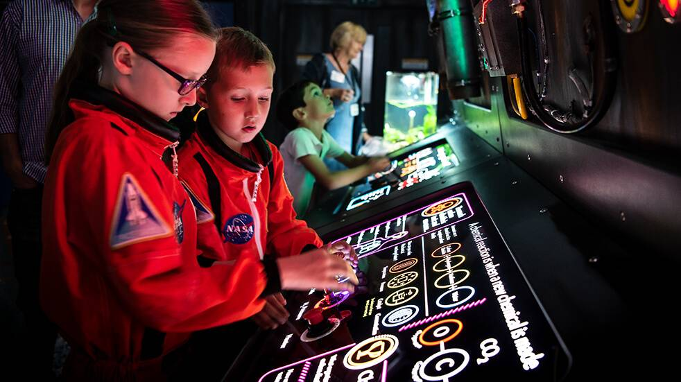 Best UK space days out: Winchester Science Centre Explorer:Space