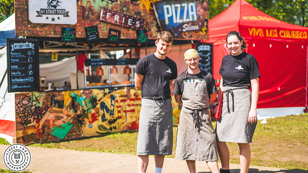 The best street food UK: Streetfood Warehouse festival