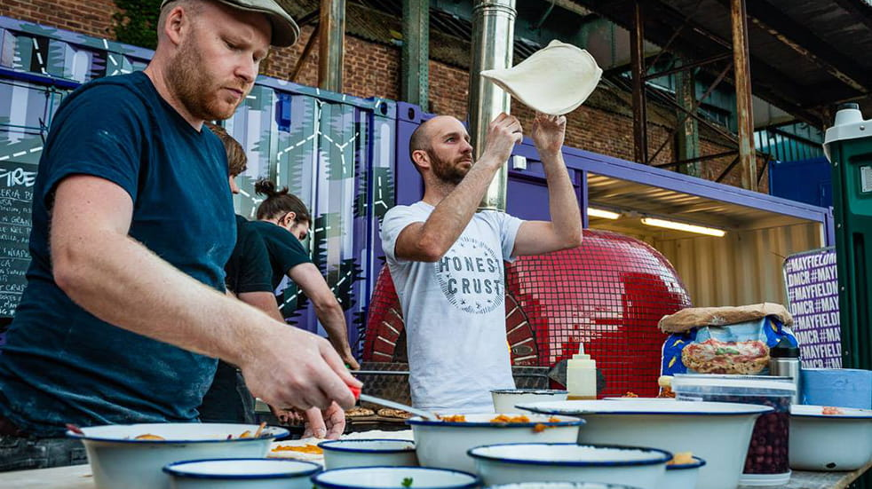 The best street food UK: Grub, Manchester