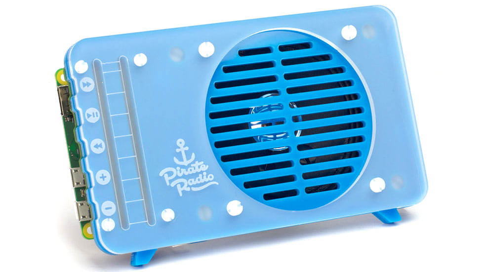 Best tech toys for kids: Pirate Radio Kit