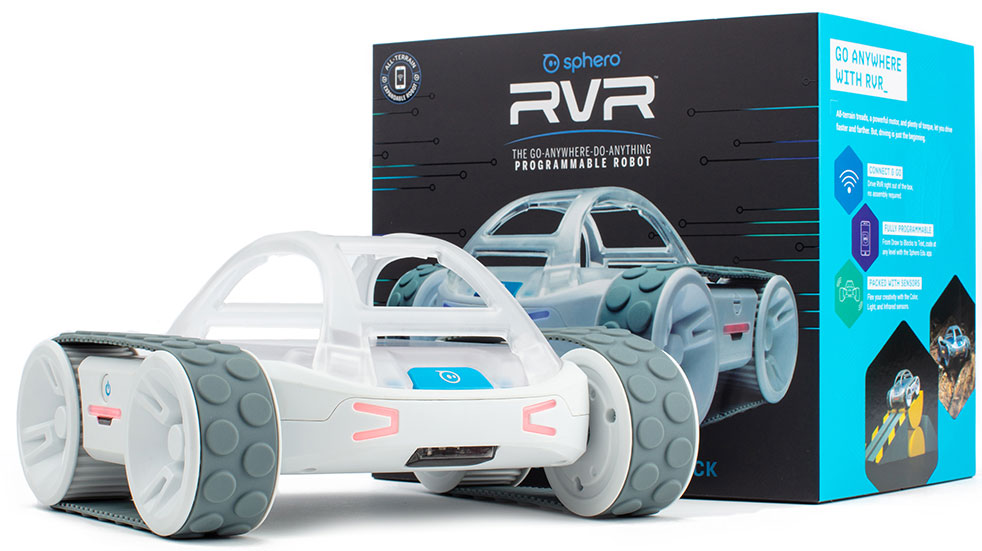 Best tech toys for kids: RVR programmable robot