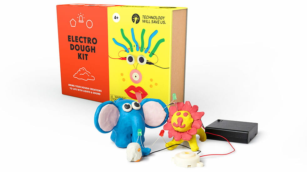 Best tech toys for kids: Electro Dough