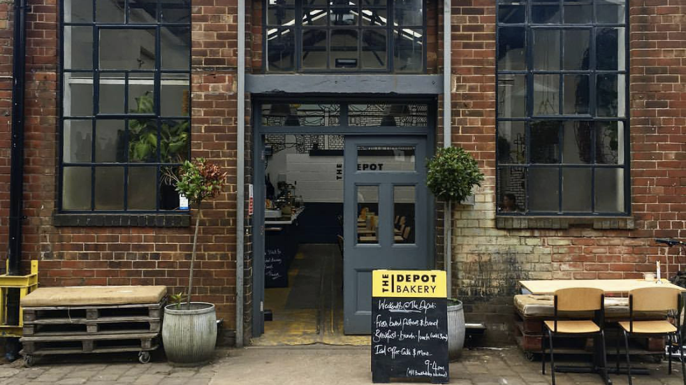 best bakeries and cafes in Sheffield Kelham Island