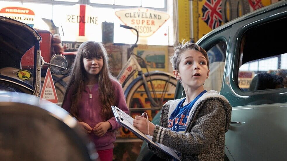 Half term events Cotswold Motor Museum