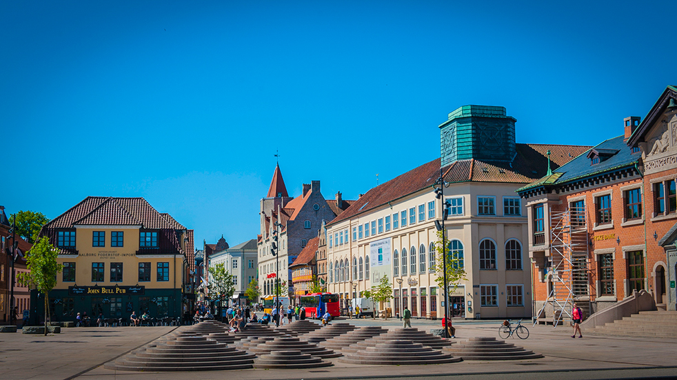 Best unusual short break destinations - Aalborg, Denmark