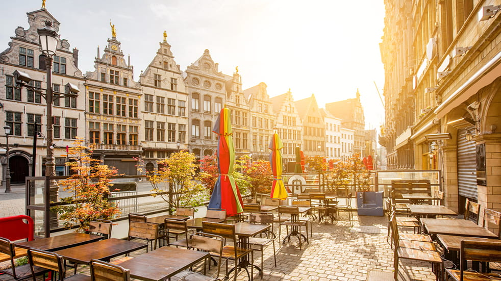 Best unusual short break destinations - Antwerp, Belgium