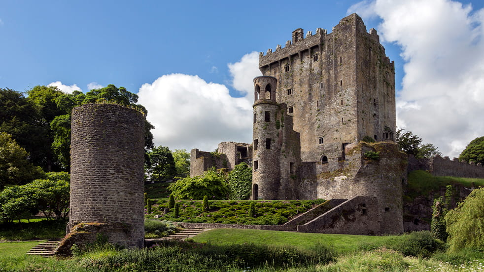 Best unusual short break destinations - Blarney Castle, Cork