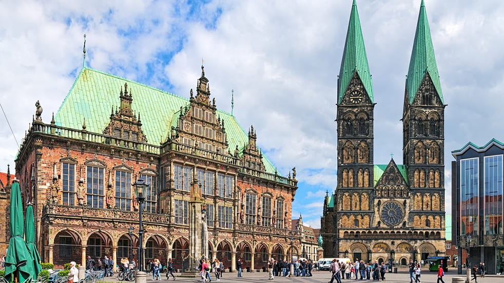 Best unusual short break destinations - Bremen, Germany