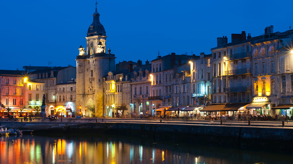 Best unusual short break destinations - La Rochelle, France