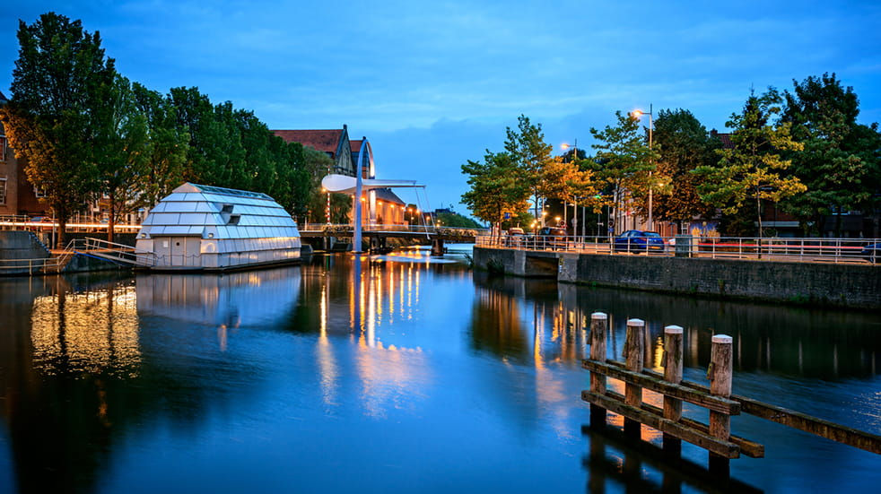 Best unusual short break destinations - Leeuwarden, Netherlands