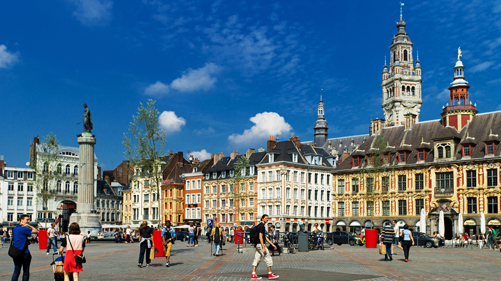 Best unusual short break destinations - Lille, France