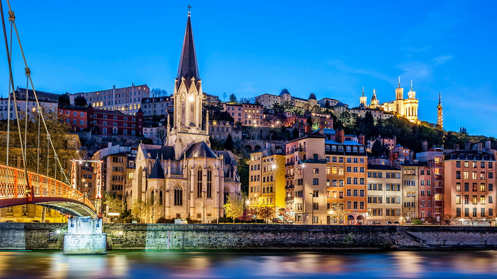 Best unusual short break destinations - Lyon, France