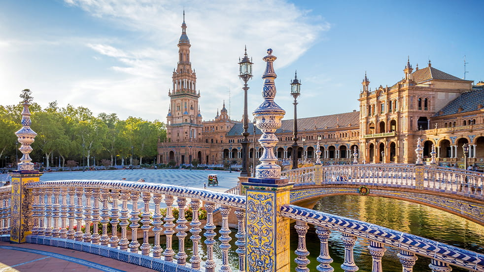 Best winter short-haul holidays: Seville in Spain