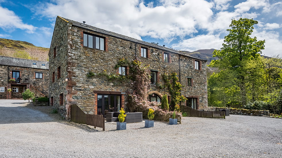 Boundless Breaks: Parkergate Cottages, Bassenthwaite