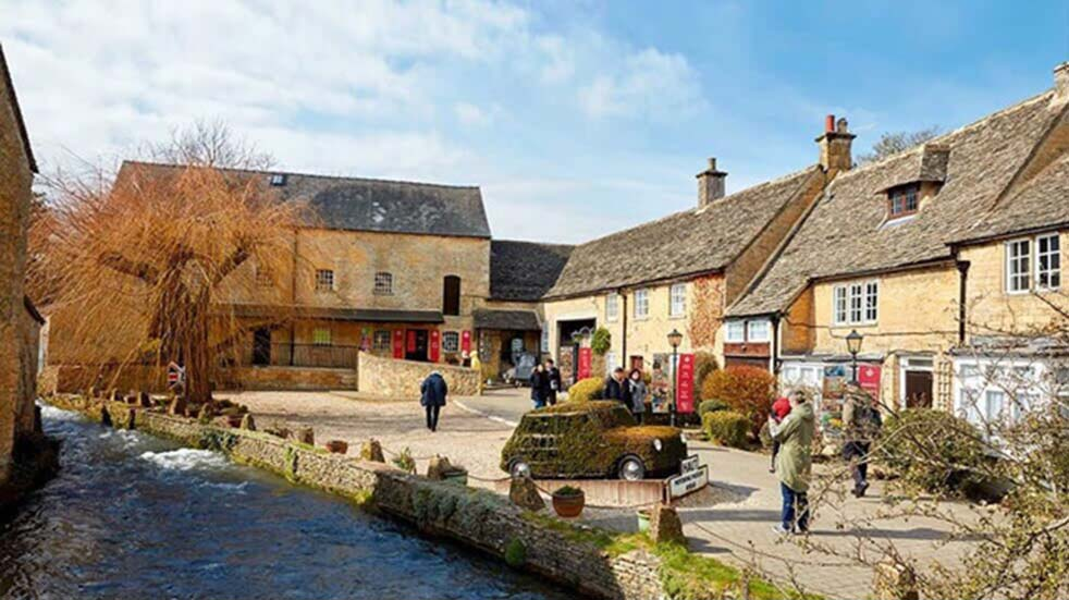 Your views Bourton on the Water
