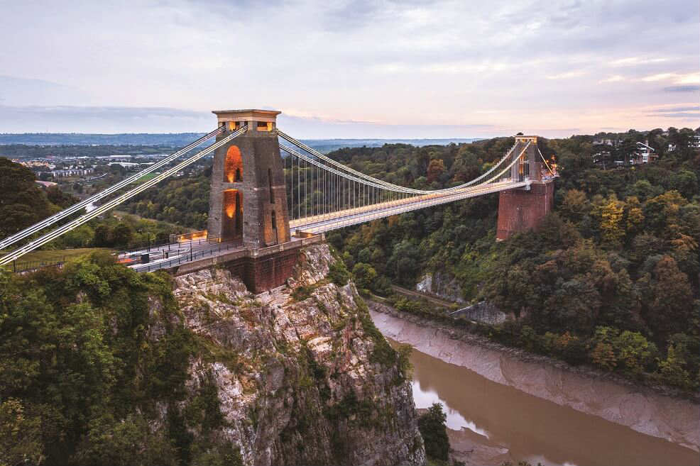 What to do on a weekend in Bristol - Clifton Suspension Bridge