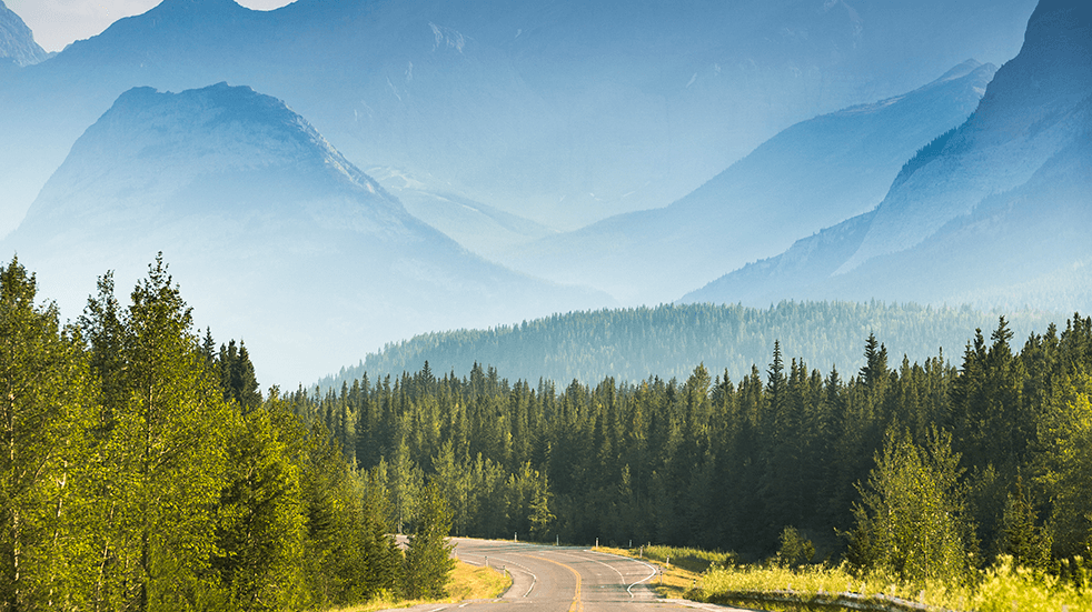 Bucket list holiday destinations: Canada road trip