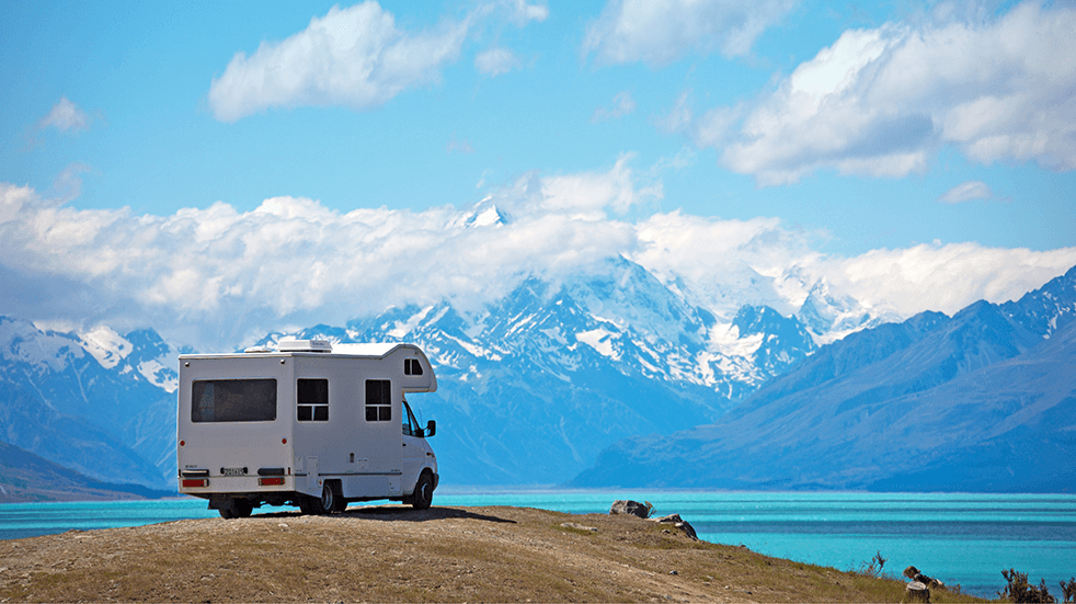 Bucket list holiday destinations: New Zealand road trip