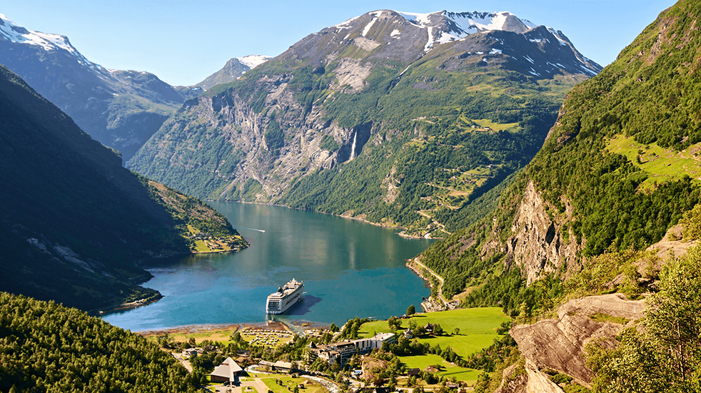 Bucket list holiday destinations: Norway cruise