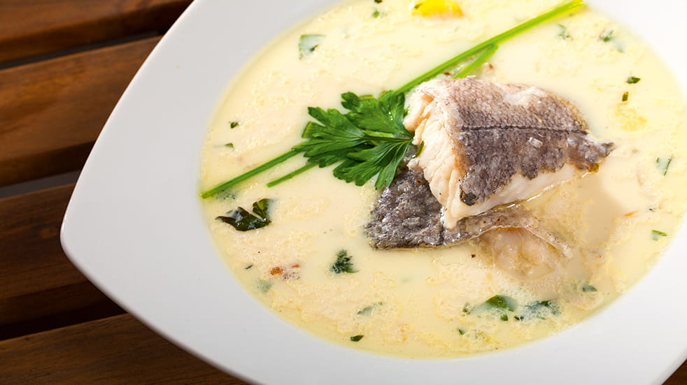 Burns Night Scottish party recipes: cullen skink soup