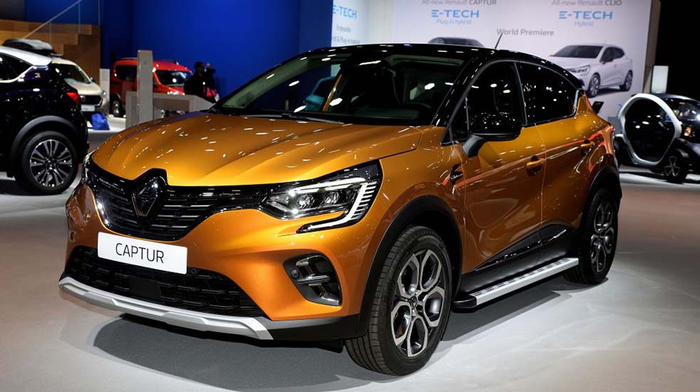 Buying a new car Griffin Renault Captur