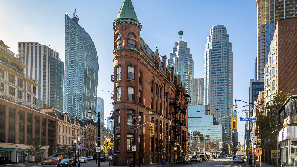Toronto city travel guide