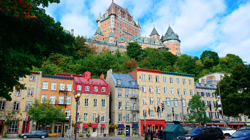 Old town Quebec City travel guide