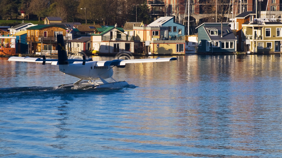 Seaplane fishing and walking trips in BC canada