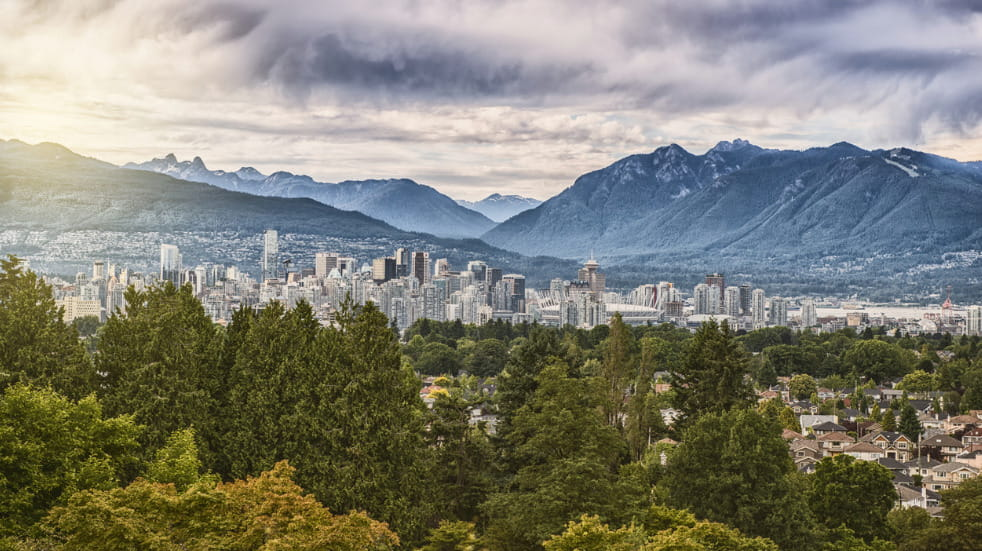 Vancouver travel city guide canada