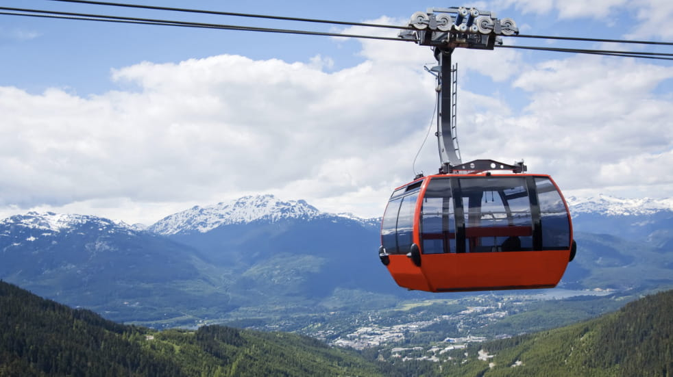 Whistler travel guide