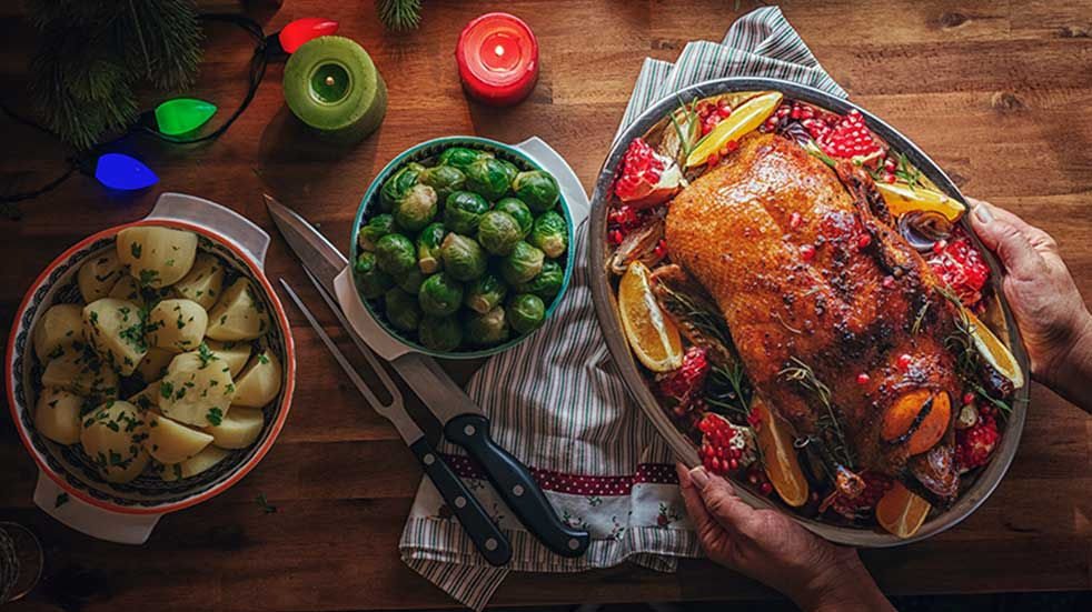 Christmas dinner recipes Christmas lunch