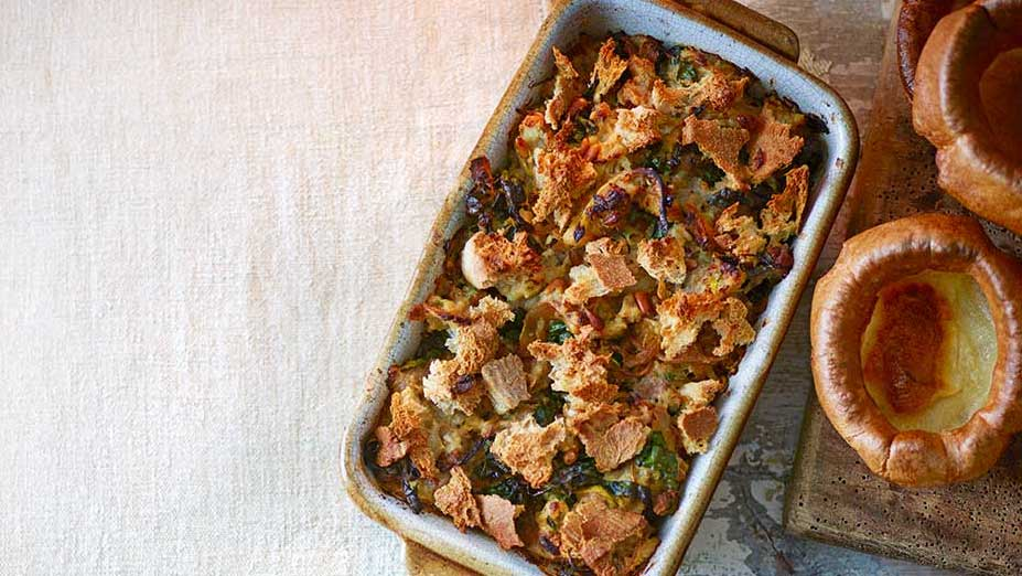 Christmas dinner recipes stuffing