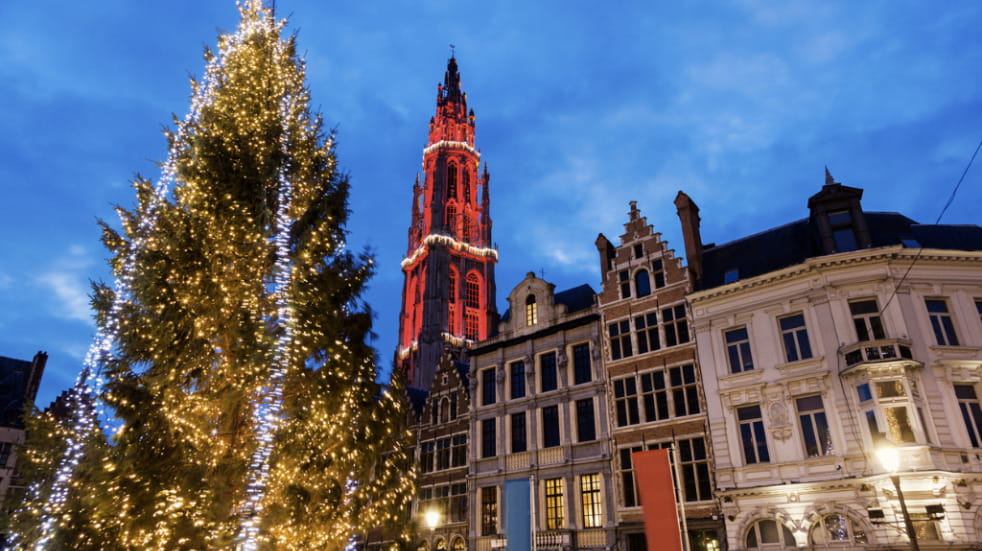 Things to do at Antwerp christmas market