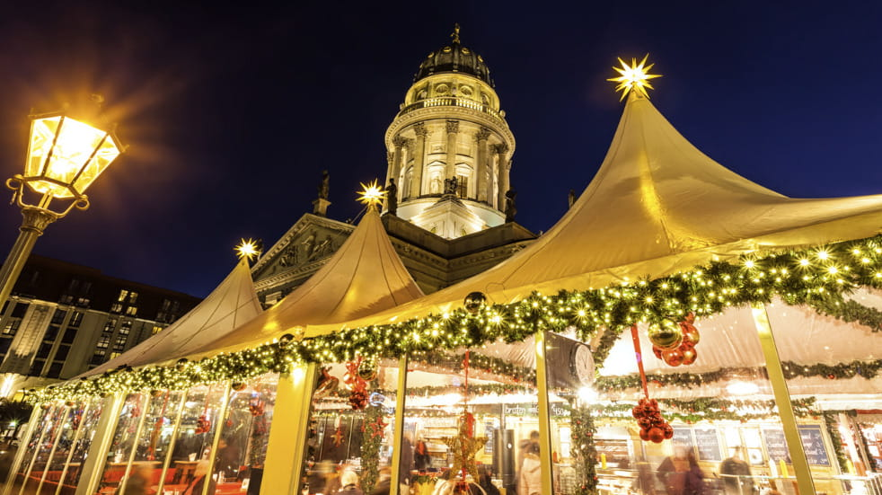 Things to do at Berlin Christmas market