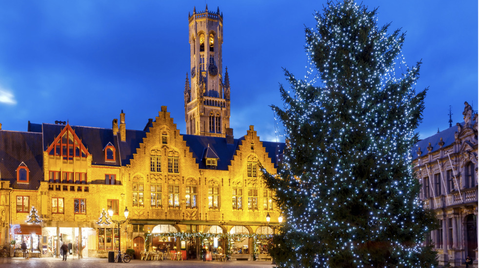 Things to do at Bruges Christmas market