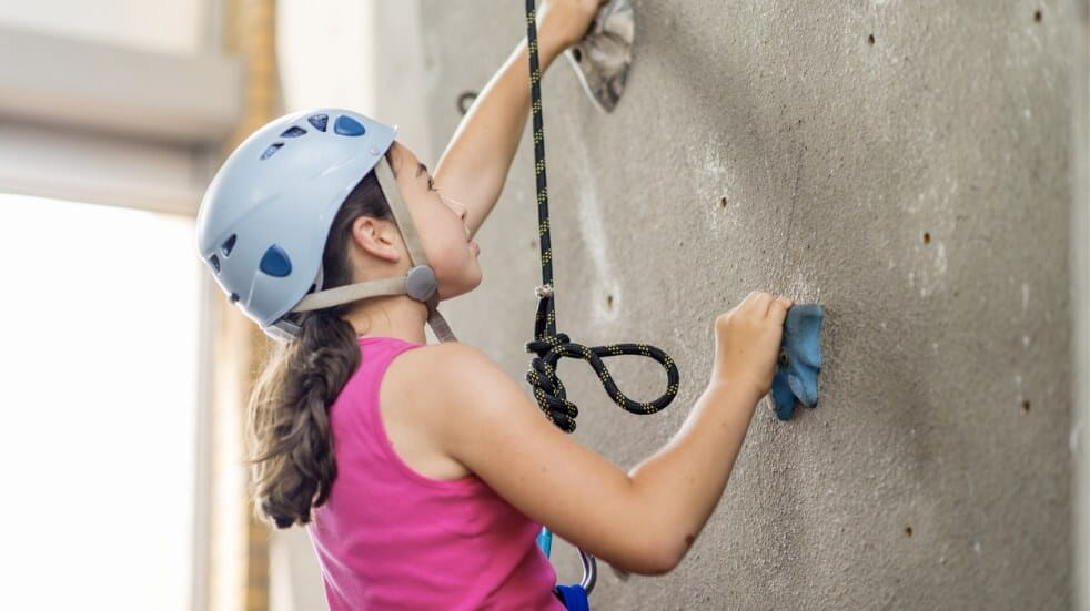 The best places to go climbing with kids