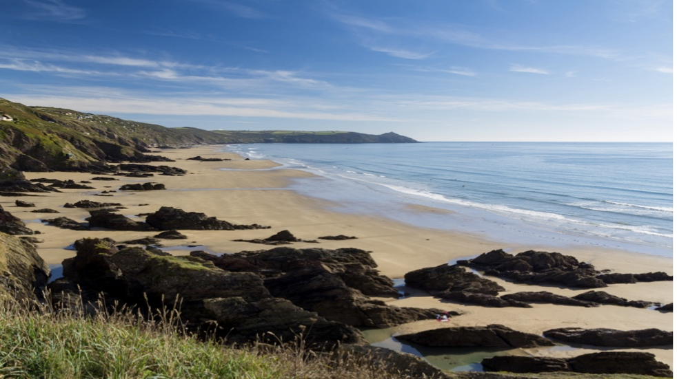 Whitsand Bay Cornwall