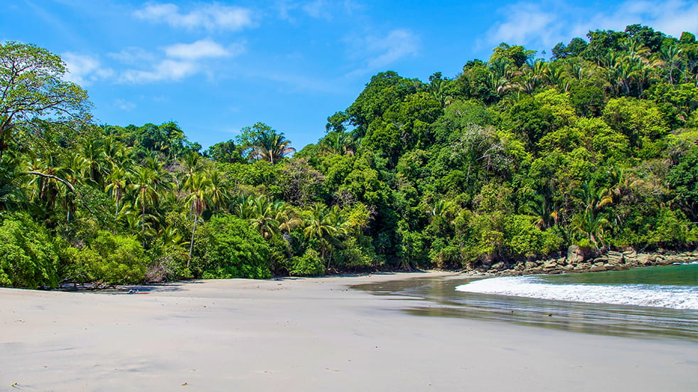 Explore Costa Rica: five unmissable experiences – white-sand beaches
