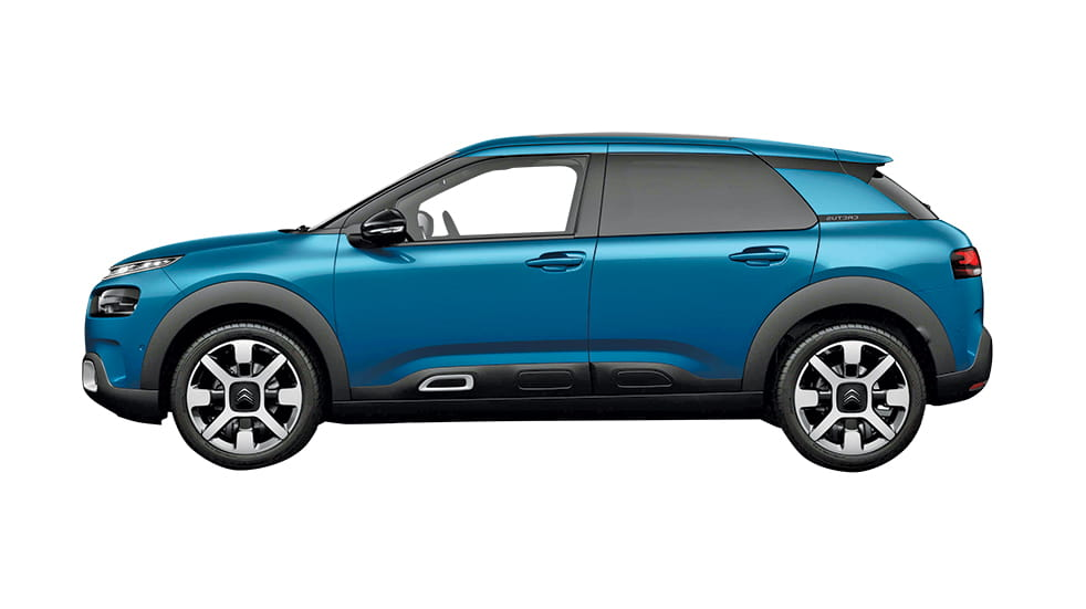 Car review Dacia Duster: alternative Citroen Cactus