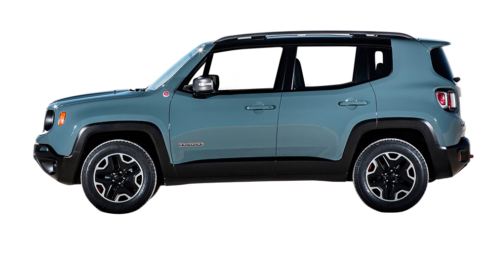 Car review Dacia Duster: alternative Jeep Renegade