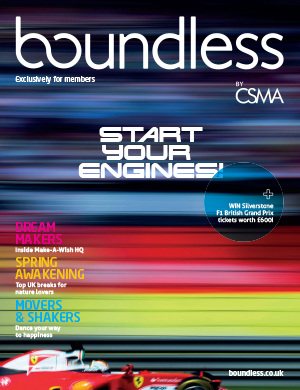 Boundless Magazine March April 2017