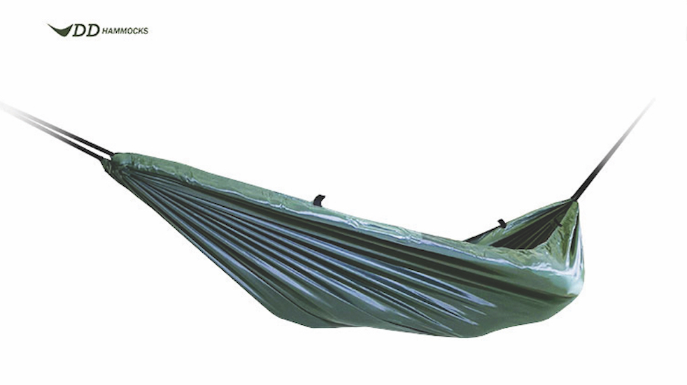 Luxury camping and glamping gear: DD Camping Hammock