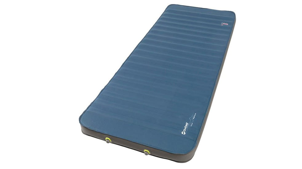 Luxury camping and glamping gear: Outwell Dreamboat sleeping mat