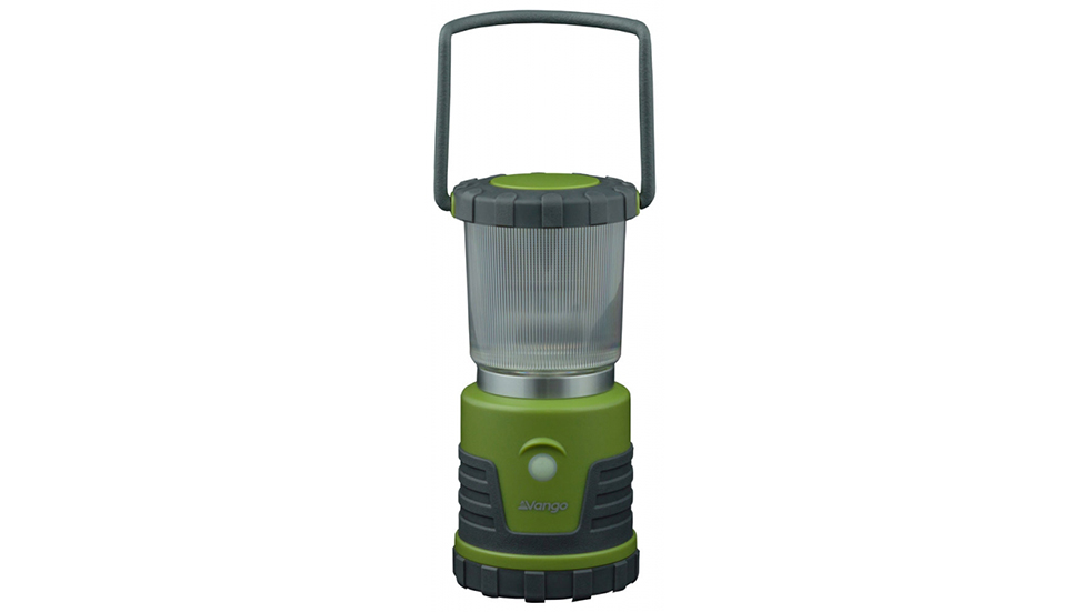 Luxury camping and glamping gear: Vango Spectrum 380 lantern