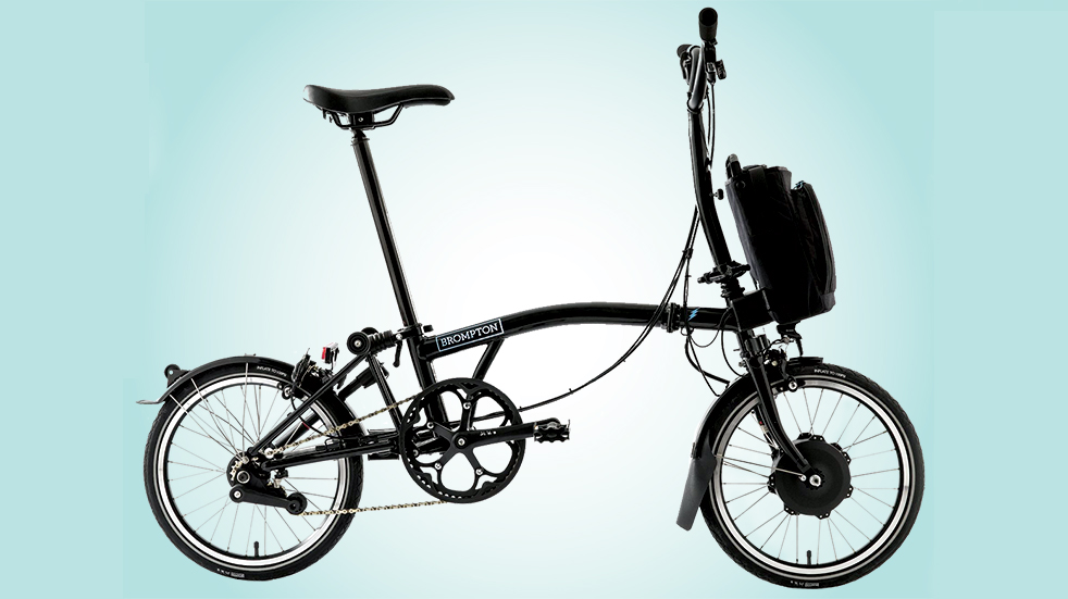 Electric bikes buyer's guide: Brompton electric