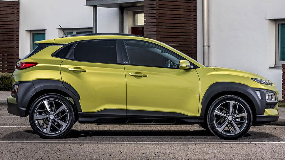 Electric car test drives: Hyundai Kona EV