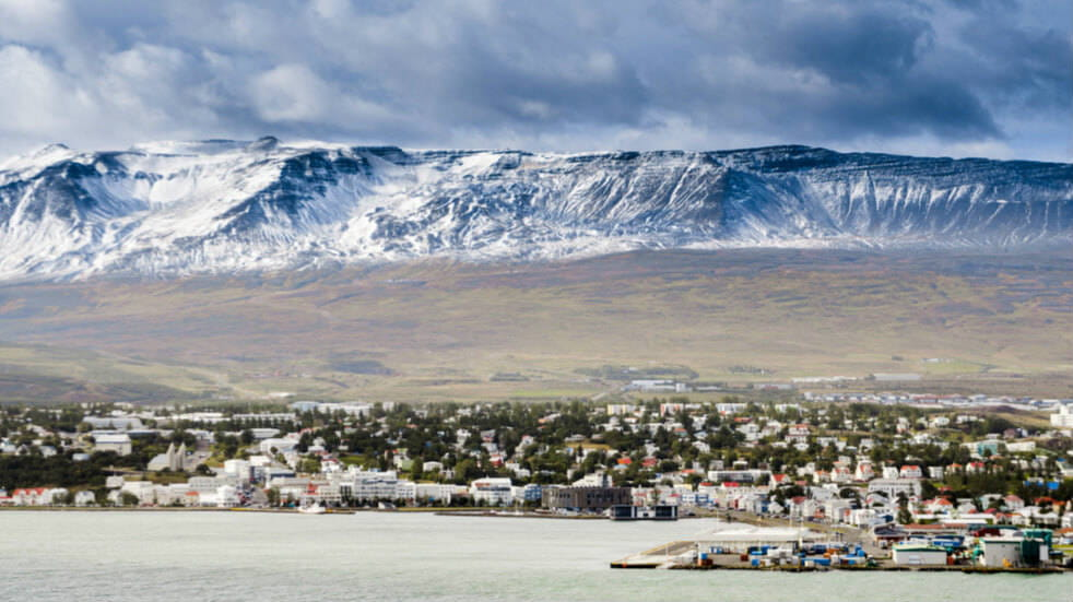 Things to do on holiday in Akureyri Iceland