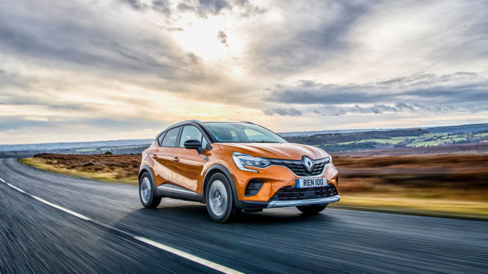 Essential Six car reviews May and June; Renault